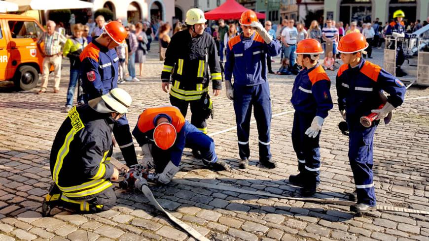 Feuerwehr-Wettkämpfe