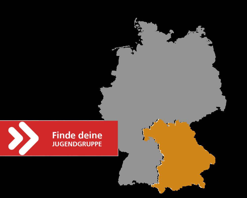 Jugendgruppe-Ansbach-Karte