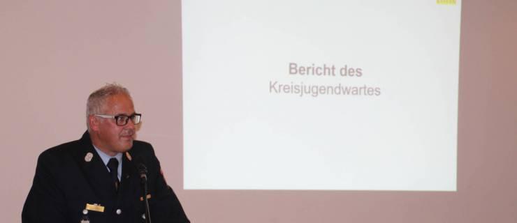 Herbstdienstversammlung der Jugendfeuerwehrwarte im Landkreis Ansbach