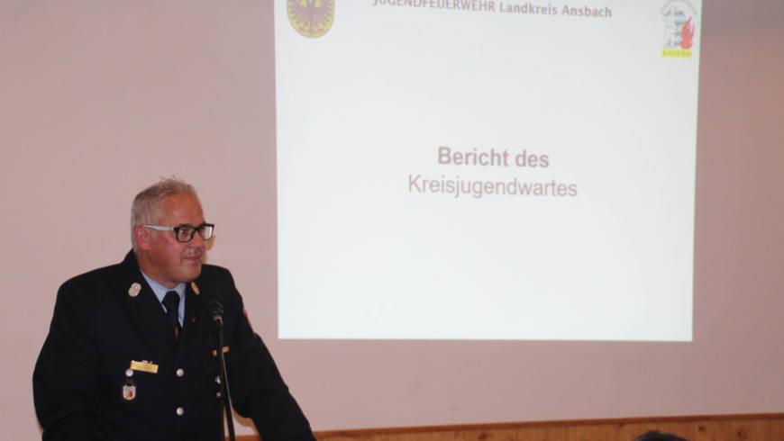 Dienstversammlung der Jugendfeuerwehrwarte